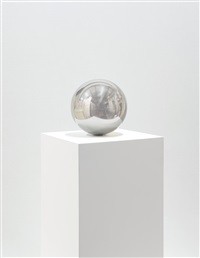 spinning ball 25 by jeppe hein