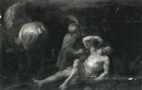 the parable of the good samaritan by balthazar van cortbemde