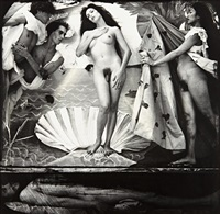gods of earth and heaven, los angeles by joel-peter witkin