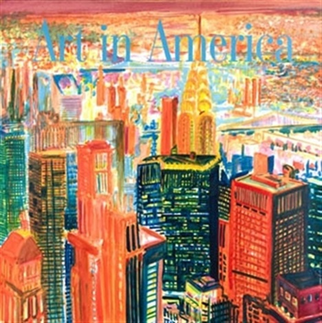 art in america by jaime avila