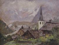 valle d'aosta by mario gachet