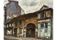 rue de charonne by takanori ogisu