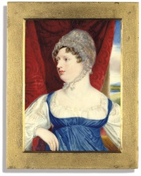 d. princess charlotte of wales by henry daniel thielcke