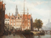 amsterdam (pair) by john frederik hulk the younger