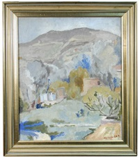 village in provence by gerald reitlinger