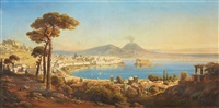 the bay of naples by gustav zick
