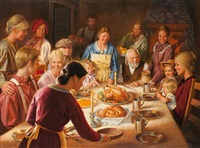 a happy thanksgiving by alfredo rodriguez