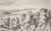 a distant view of arnhem by jacob esselens
