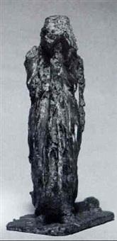 mourner by giuseppe grandi