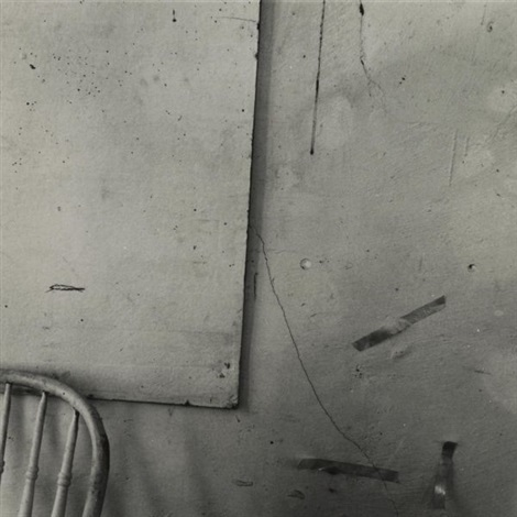 untitled from some disordered interior geometries by francesca woodman