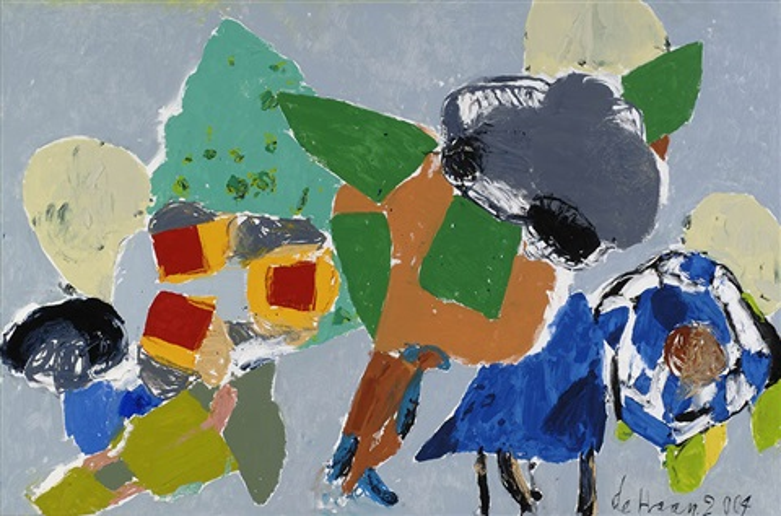 three animals by jurjen de haan