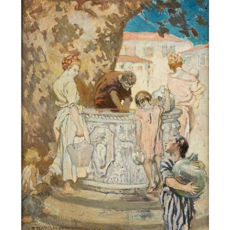 venetian well by jean mclane
