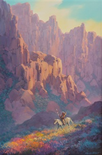 haunted canyon by charles pabst
