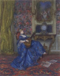 a musical interlude by oreste cortazzo