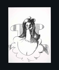 the doll by george condo