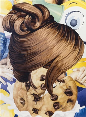 hair by jeff koons