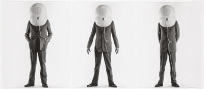 Walter Pichler Kleiner Raum Prototyp 4 Triptych By Christian Skrein