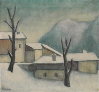 neve in cadore by fiorenzo tomea