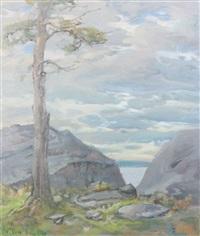 kustlandskap by vassilij filippovich levi