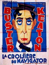 buster keaton dans la croisière du navigator by metro-goldwin-mayer studios