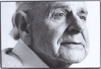 sir karl popper, philosoph by andreas reiser