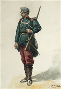 soldado by germán valdecara y gonzález,