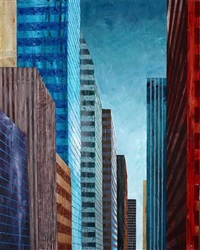 city street 1 by emilie riggs