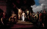 sacrificio di ifigenia by luigi basiletti
