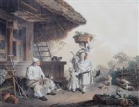 le villageois content by sigmund freudenberger