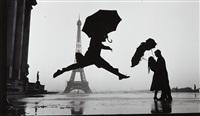 paris by elliott erwitt