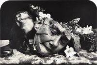 face of a woman, marseilles by joel-peter witkin