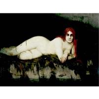 mermaid by curt agthe