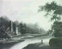 landscape by thomas valmsley