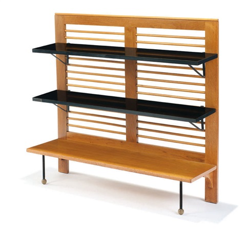 rare bookshelf model 6210 by greta magnusson grossman