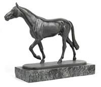 pferdeskulptur by albert hinrich hussmann