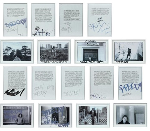 bronx 17 works by sophie calle
