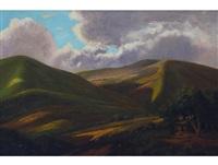 hills of pondoland by tinus de jongh