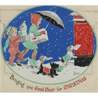 bringing you good cheer for christmas by molly brett