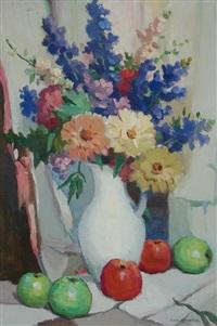 fruit & flowers by erik (sir) langker