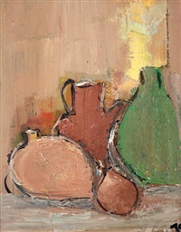nature morte by pierre tal-coat