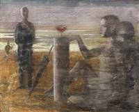 composición con figuras by matías quetglas