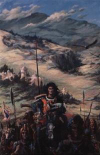 outlaw of torn by roy krenkel