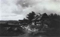 bauernhof by e. klempke