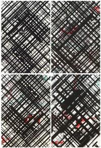 vidal trac series (set of 4) by ed moses
