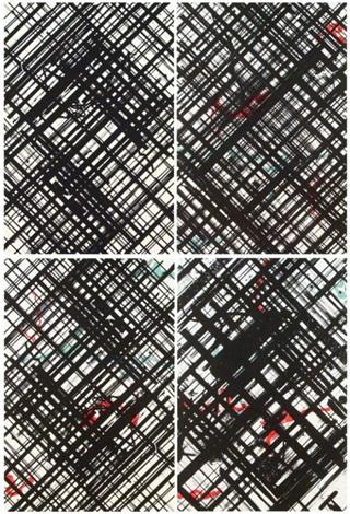 vidal trac series set of 4 by ed moses