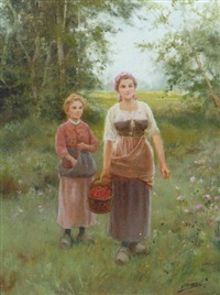 the berry pickers by jose maria jardins