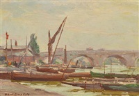 kingston on thames by robert richmond campbell