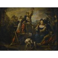 the prodigal son by johann liss