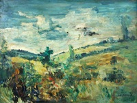 field at worcester by james lawrence isherwood