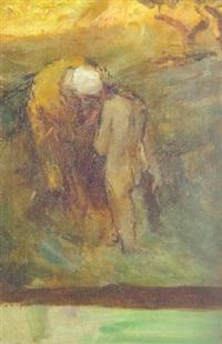 dos figuras by edonard monchablon